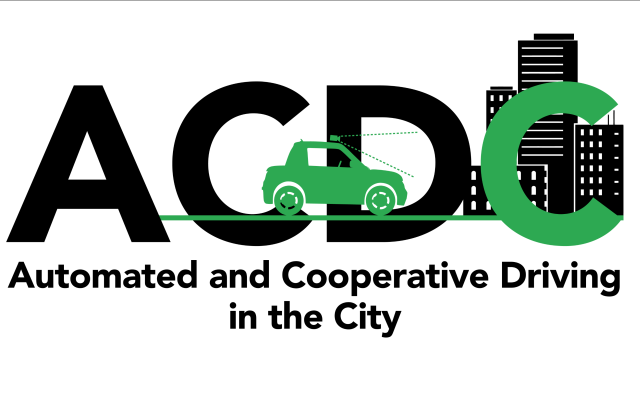 ACDC: Automated Cooperative Driving in the City