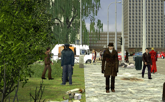 CVC-07: DPM Virtual-World Pedestrian Dataset